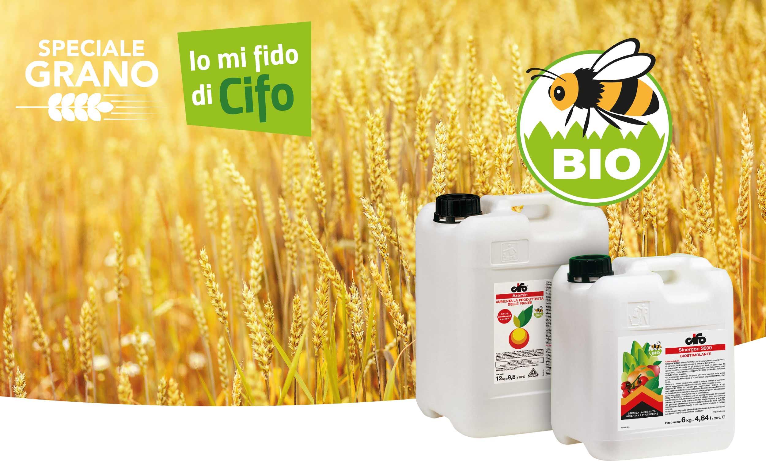 Cerealicoltura Bio