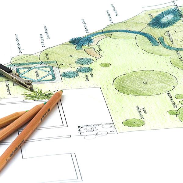 Come progettare un giardino cifo - Progettare il giardino ...