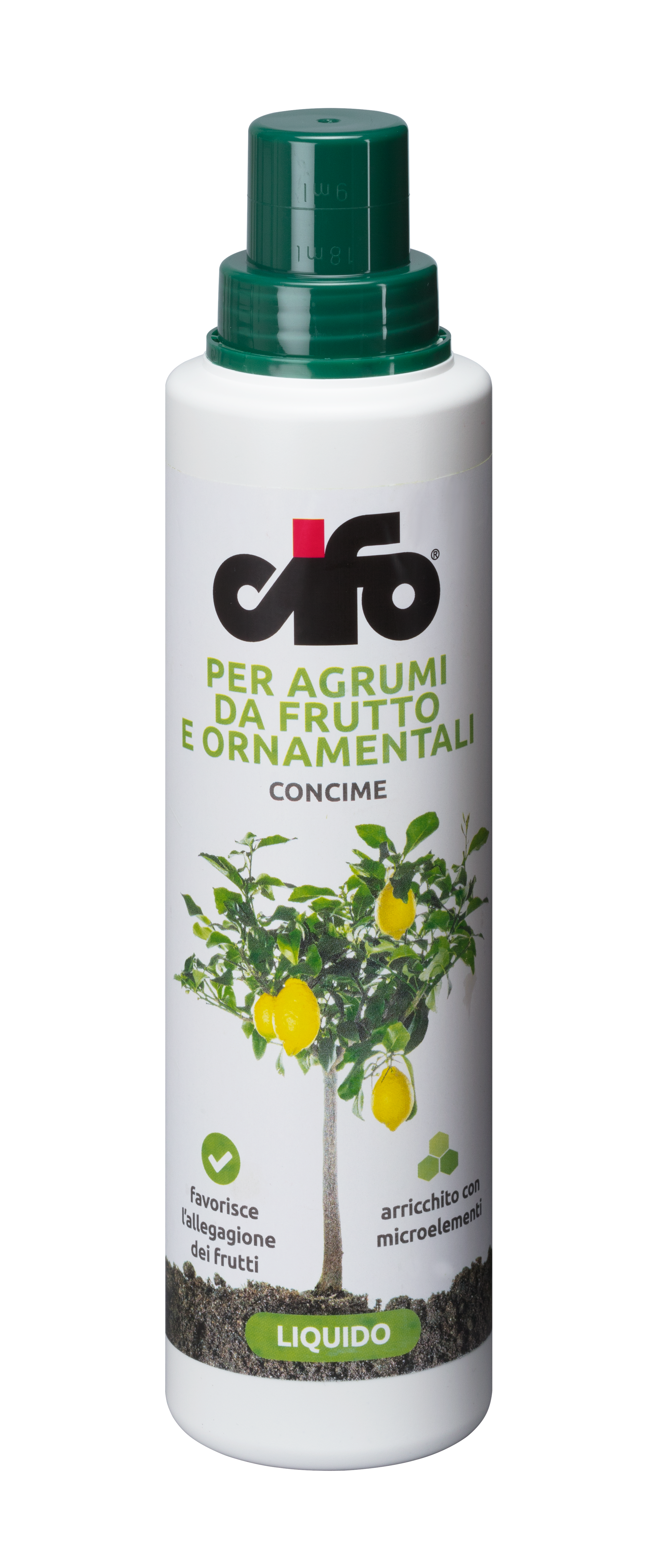 Concime liquido per agrumi cifo for Acquistare piante di agrumi