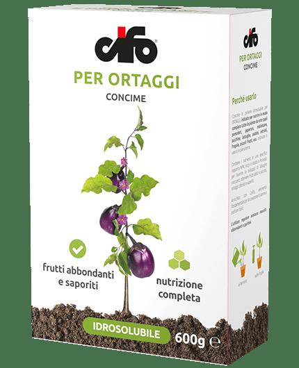 Vegetable and fruit plant fertilizer